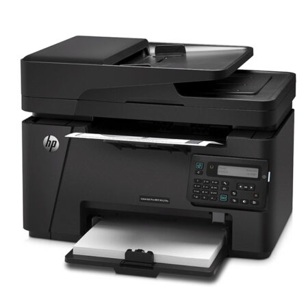 Máy in đa năng HP LaserJet Pro M127fn (In/ Copy/ Scan/ Fax + Network)