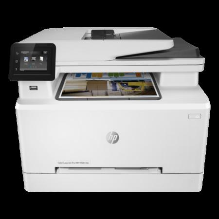 Máy in laser màu đa năng HP M281fdn (In đảo mặt/ Scan/ Copy/ Fax + Network)