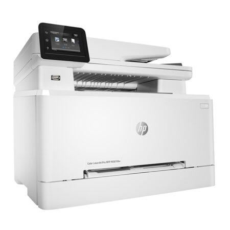 Máy in laser màu đa năng HP M281fdw (In đảo mặt/ Scan/ Copy/ Fax + WiFi)