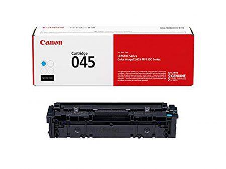 Hộp mực màu Canon 045C (xanh) – Cho máy Canon LBP 611Cn/ 613Cdw/ MF631Cn/ 633Cdw/ 635Cx