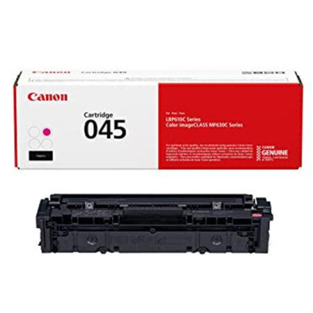 Hộp mực in màu Canon 045M (đỏ) – Cho máy LBP 611Cn/ 613Cdw/ MF631Cn/ 633Cdw/ 635Cx