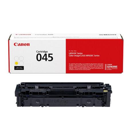 Hộp mực in màu Canon 045Y (vàng) – Cho máy LBP 611Cn/ 613Cdw/ MF631Cn/ 633Cdw/ 635Cx