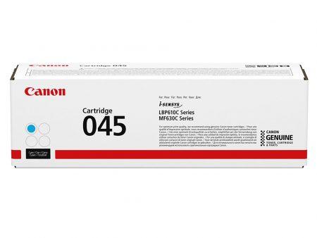 Hộp mực in màu Canon 045C (xanh) – Cho máy LBP 611Cn/ 613Cdw/ MF631Cn/ 633Cdw/ 635Cx