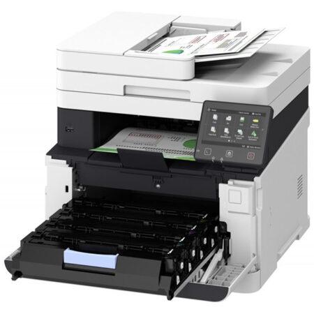 Máy in laser màu đa năng Canon MF635Cx (In đảo mặt/ Copy/ Scan/ Fax + WiFi)