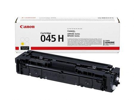 Hộp mực màu Canon 045Y (vàng) – Cho máy Canon LBP 611Cn/ 613Cdw/ MF631Cn/ 633Cdw/ 635Cx
