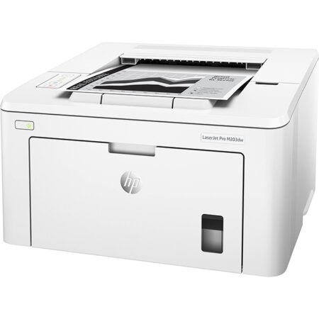 Máy in HP LaserJet Pro M203dw (khổ A4 + In đảo mặt/ WiFi)