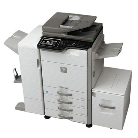 Máy photocopy Sharp MX-M564N (In đảo mặt/ Copy/ Scan/ DADF + Network)