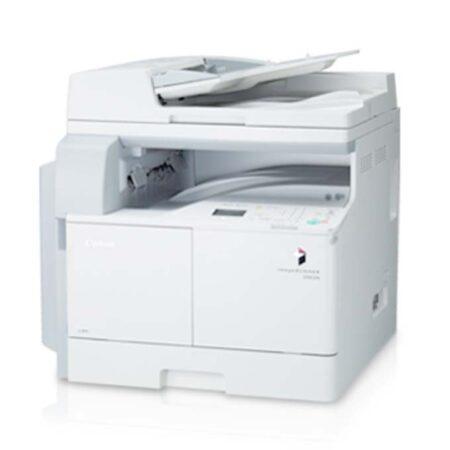 Máy photocopy Canon iR2202n (In đảo mặt/ Copy/ Scan/ DADF + Network)