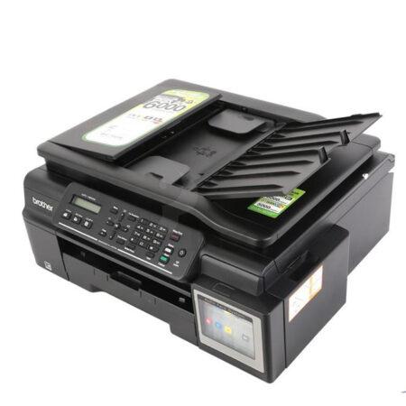 Máy in phun màu đa năng Brother MFC-T810w (In/ Copy/ Scan/ Fax + WiFi)