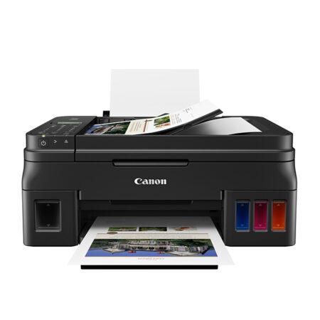 Máy in phun màu đa năng Canon Pixma G2010 (In/ Scan/ Copy)
