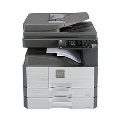 Máy photocopy Sharp AR-6023N (In đảo mặt/ Copy/ Scan + Network)