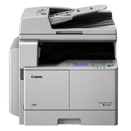 Máy photocopy Canon iR2002n (In đảo mặt/ Copy/ Scan/ DADF + Network)