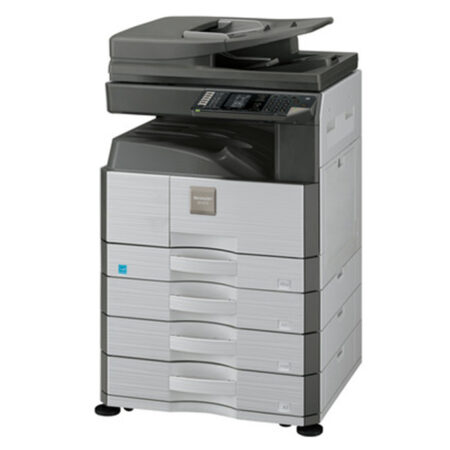 Máy photocopy Sharp AR-6026N (In đảo mặt/ Copy/ Scan/ DADF + Network)