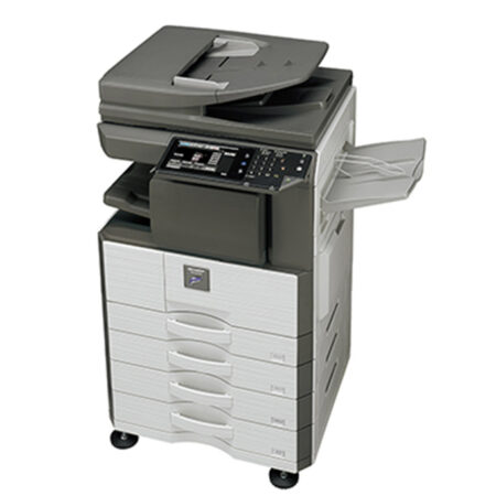 Máy photocopy Sharp MX-M315N (In đảo mặt/ Copy/ Scan/ DADF + Network)