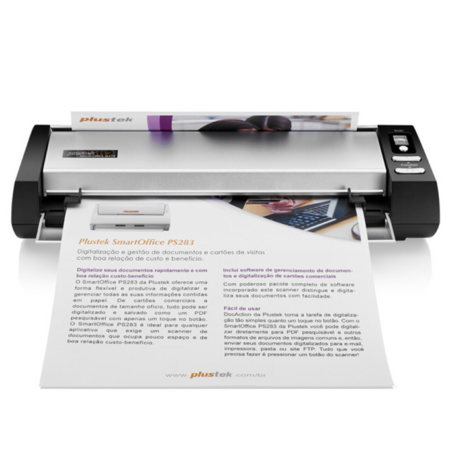 Máy quét Plustek MobileOffice D430