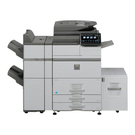 Máy photocopy Sharp MX-M654N (In đảo mặt/ Copy/ Scan/ DADF + Network)