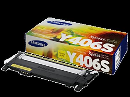 Hộp mực màu Samsung Y406S (vàng) – Cho máy Samsung CLP-365/ C410/ C460