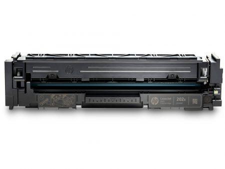 Hộp mực màu HP 202A đen (CF500A) – Cho máy HP M254dw/ M254nw/ M281fdn/ M281fdw