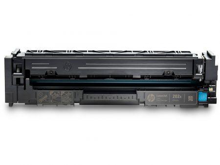 Hộp mực màu HP 202A xanh (CF501A) – Cho máy HP M254dw/ M254nw/ M281fdn/ M281fdw