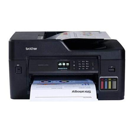 Máy in màu A3 đa năng Brother MFC-T4500dw (In đảo mặt/ Copy/ Scan/ Fax/ WiFi)
