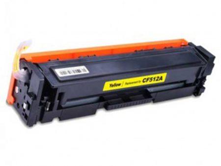 Hộp mực màu HP 204A vàng (CF512A) – HP Color M154a / M154nw / M180n / M181fw