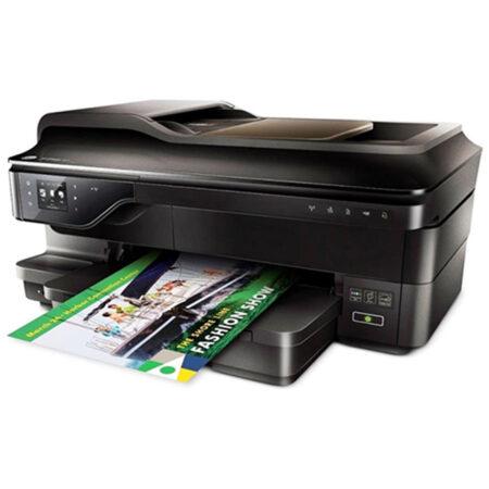 Máy in phun đa năng HP OfficeJet 7612 (In đảo mặt/ Copy/ Scan/ Fax + WiFi)