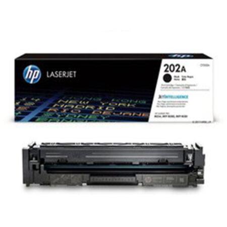 Hộp mực màu HP 202A (đen) – Cho máy HP Color M254nw/ M254dw/ M280nw/ M281fdn/ M281fdw