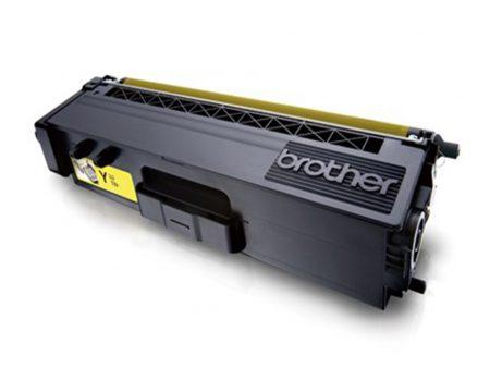 Hộp mực màu Brother TN451Y (vàng) – Cho máy HL-L8260Cdn/ L8360Cdw/ MFC-L8900Cdw