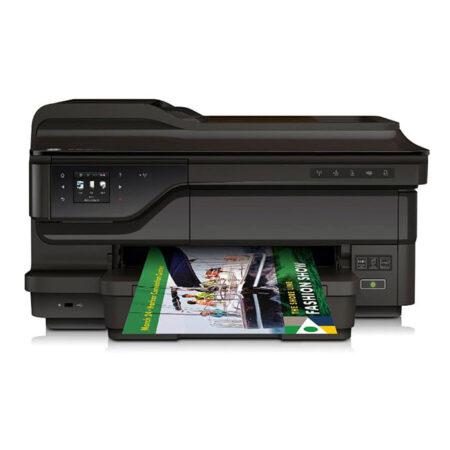 Máy in phun đa năng HP OfficeJet 7610 (In đảo mặt/ Copy/ Scan/ Fax + WiFi)