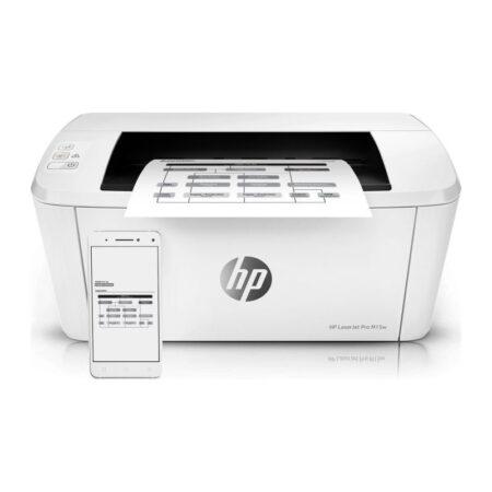 Máy in HP LaserJet Pro M15w (khổ A4 + WiFi)