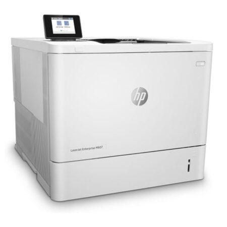 Máy in nhanh HP LaserJet Enterprise M608dn (khổ A4 + In đảo mặt/ LAN)