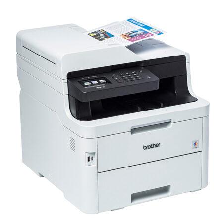 Máy in laser màu đa năng Brother MFC-L3750Cdw (In đảo mặt/ Copy/ Scan/ Fax + WiFi)