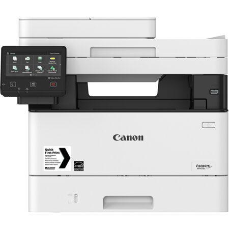 Máy in đa chức năng Canon MF424dw (In đảo mặt/ Scan/ Copy/ Fax + WiFi)