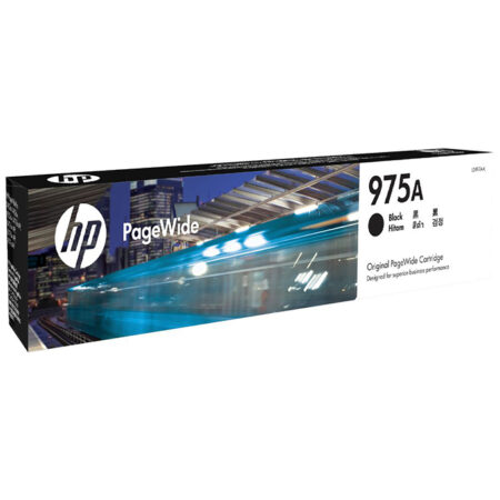 Mực in phun HP 975A đen – HP PageWide Pro 452dw/ 477dw/ 552dw/ 577dw
