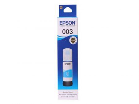 Mực in Epson 003 Ecotank (xanh) – Cho máy Epson L1110/ L3110/ L3150
