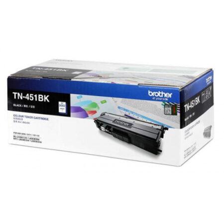 Hộp mực màu Brother TN451BK (đen) – Cho máy L8260Cdn/ 8360Cdw/ L8690Cdw