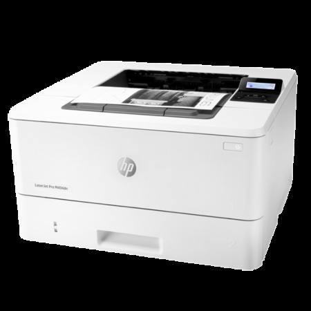 Máy In HP LaserJet Pro M404dn (khổ A4 + In đảo mặt/ Network)