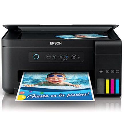 Máy in màu đa năng Epson L4150 (In đảo mặt/ Copy/ Scan)