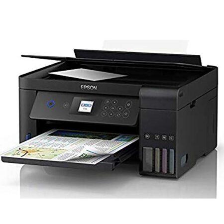Máy in màu đa năng Epson L4160 (In đảo mặt/ Copy/ Scan/ Fax + WiFi)