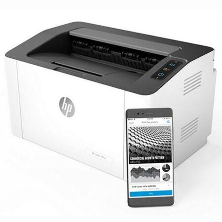 Máy in HP LaserJet Pro M107w (khổ A4 + WiFi)
