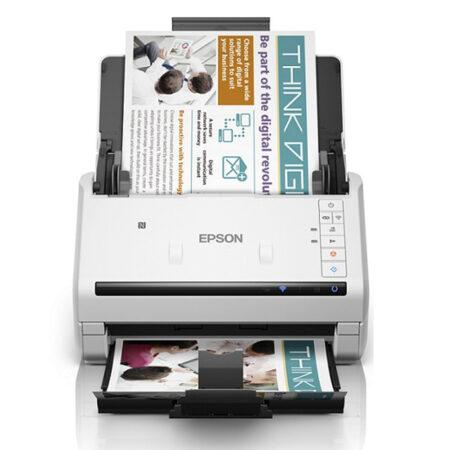Máy quét 2 mặt không dây Epson DS-570w