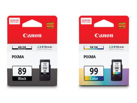 Bộ mực in Canon PG 89 & CL 99 – Dùng cho máy Canon E560