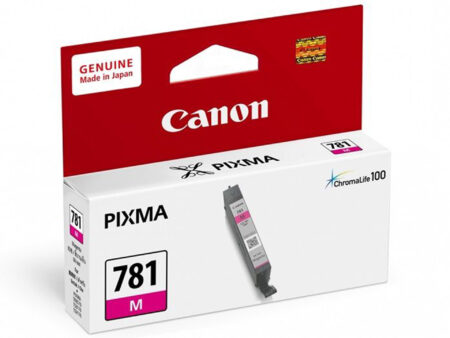 Mực in Canon CLI 781M (đỏ) – Cho máy in Canon TS707/ TS9170/ TS9570