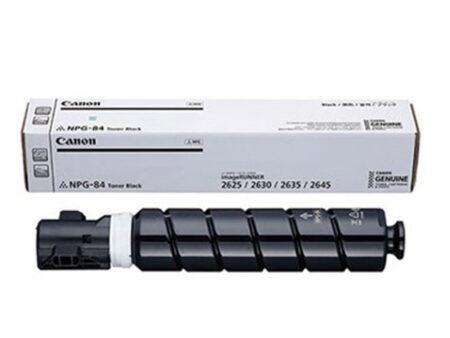 Hộp mực in Canon NPG-84 – Cho máy photo iR2625i/ iR2630i/ iR 2635i/ iR2645i