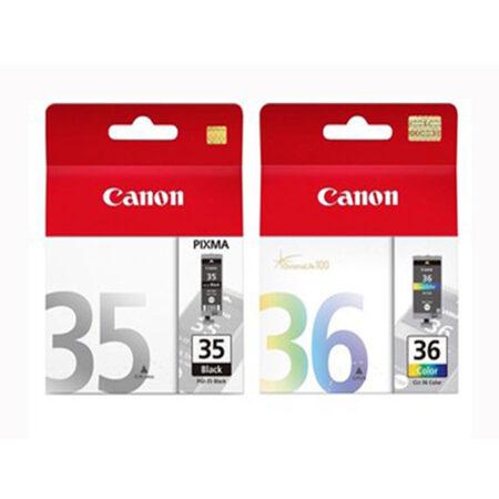 Bộ mực in Canon PGI 35 & CLI 36 – Dùng cho máy Pixma IP100/ IP110
