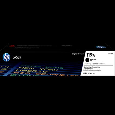 Hộp mực màu HP 119A (đen) – Cho máy HP Color Laser 150a/ 150nw/ 178nw/ 179fnw