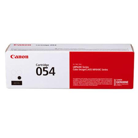 Hộp mực in màu Canon 054BK (đen) – Cho máy LBP 621Cw/ 623Cdw/ MF641Cw/ 643Cdw/ 645Cx