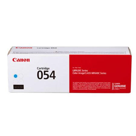 Hộp mực in màu Canon 054C (xanh) – Cho máy LBP 621Cw/ 623Cdw/ MF641Cw/ 643Cdw/ 645Cx