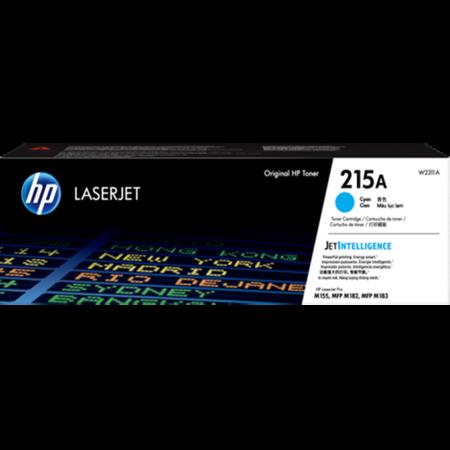 Hộp mực màu HP 215A (xanh) – Cho máy HP Color Laser M155a/ M155nw/ M182n/ M183fw