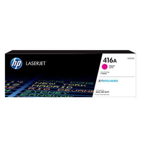 Hộp mực màu HP 416A (đỏ) – Cho máy HP Color Laser M454dn/ M454dw/ M479fdw